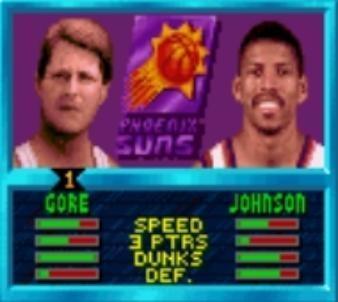 Al Gore NBA Jam